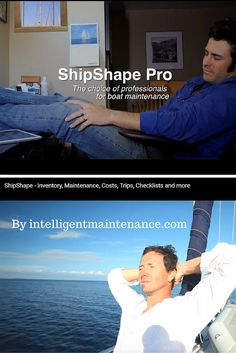 Designed by a team of sailors and motorboat professionals, ShipShape Pro is a comprehensive boating app for iPad and is our premium boat maintenance app ShipShape Pro came about specifically at the request of customers of our previous boating programs who had asked for an iPad app to help them manage and maintain their boats.  Click on the image for more info or to watch the demo video....#boatingapps #boatmaintenance #charterfleetmaintenance