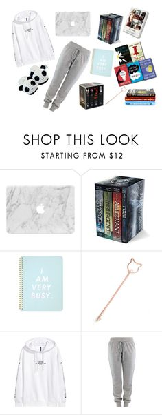 """My world, my life, my everything"" by marsophie ❤ liked on Polyvore featuring ban.do and H&M"