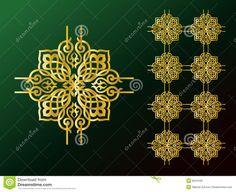 Arabic Ornaments Royalty Free Stock Photo - Image: 6241045