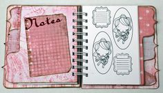 Great Copic Marker Journal