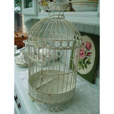 bird cage arrangements | Decorating Bird Cages – Floral Design – BellaOnline — The Voice