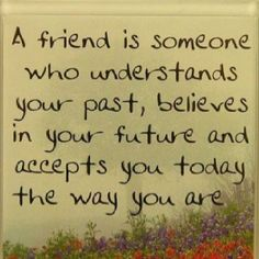 Inspirational Quotes about Friendship - Sweet T Makes Three