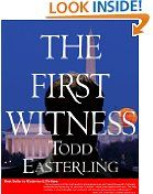 Free Kindle Books - Political - POLITICAL - FREE - The First Witness (CIA/spy suspense thrillers and mysteries / romantic suspense)