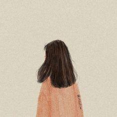 Ottokim Girl Cartoon, Cartoon Art, Cartoon Edits, Cover Wattpad, Drawings Of Friends, Digital Art Girl, Girl Sketch, Cute Cartoon Wallpapers, Illustration Girl