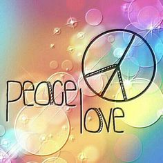 Peace n Love ☮❤ Happy Hippie, Hippie Love, Hippie Art, Peace Love Happiness, Peace And Love, Peace Sign Art, Peace Signs, Hippie Wallpaper, Peace Fingers