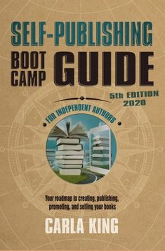 spbc-5th-ed-Kindle Sell Your Books, Self Publishing, Audiobooks, Ebooks, Authors, Camping, Boot Camp, Writing, Reading