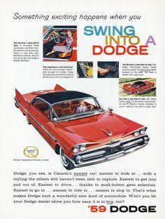 1957 dodge 1957 dodge brochure 57 09g car brochure dodge viscount hardtop 1959 swing in mad men art the vintage advertisement art collection publicscrutiny Gallery