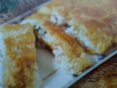 Receitas - Torta de bacalhau - Petiscos.com