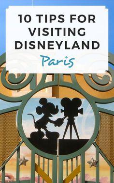 10 tips for visiting Disneyland Paris! / Sophie's Suitcase