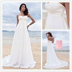 vestido para noivas gestantes