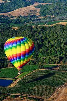 Ballooning, Balloons