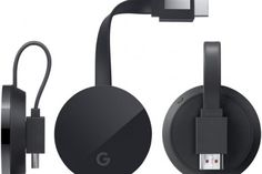 Images of Chromecast Ultra show up Chrome logo doesn't