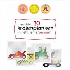 Theme traffic for preschool children JufBianca.nl - 30 bead boards in the theme of traffic and transport – Lesson package - Back To School Clipart, Back To School Art, Back To School Bulletin Boards, Back To School Crafts, Back To School Activities, Back To School Checklist, Camping Checklist, Back To School Bullet Journal, Chuck Box