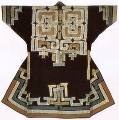 Ainu Robe    Hokkaido, Edo Period, 19th C