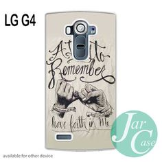 a day to remember Have Faith in me Phone case for LG G4 and other cases