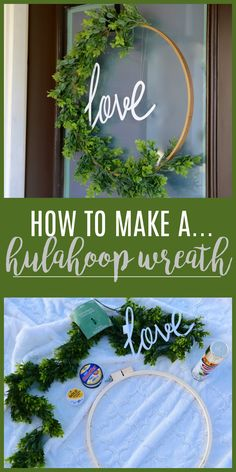 Weekend Wanderings How To Make a Hula Hoop Wreath SheShe Show is part of Diy wreath Welcome to Weekend Wanderings! This weekend I am thrilled to introduce you to another new contributor on SheShe - House Party Decorations, Wedding Decorations, Room Decorations, Christmas Diy, Christmas Wreaths, Christmas Flowers, Rustic Christmas, Holiday, Balloon Wreath