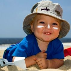 Sunscreen Tips for Toddlers