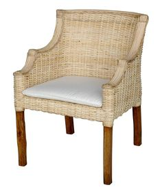 Look at this Cranston Arm Chair on #zulily today!