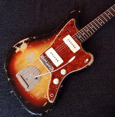 Fender Electric Guitar, Custom Guitars, Musicians, Sick, Style, Vintage, Gallery, Guitars, Swag