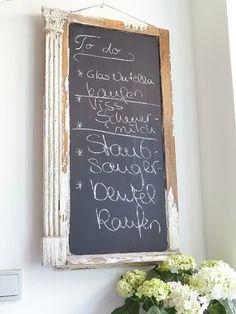 Chippy Chalkboard