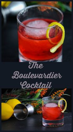 Rye Whiskey, Campari, sweet vermouth make up this fantastic cocktail! Classic, whiskey, recipe, drink, cocktails