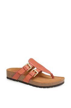 Söfft 'Belicia' Leather Sandal available at #Nordstrom similar to Birkenstocks