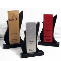 USA Made Synergy Award | Recycled Stone | Eco-friendly Award
