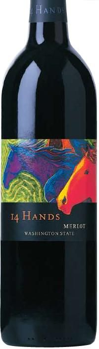 14 Hands Merlot - MY NEW FAVE!!! So good.