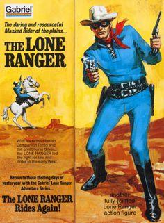 Vintage 1976 Gabriel toys ~ The Lone Ranger ~ the last chance saloon ~ Bottes