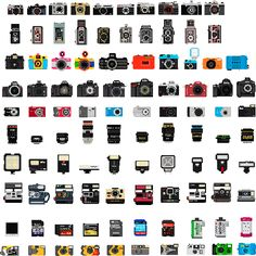 Pixelated cameras!