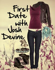 First Date with Josh Devine
