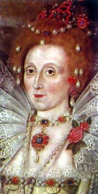 Queen Elizabeth I - one of my favorite historical figures (right up there with Lincoln)