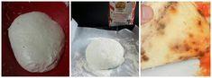 Pizza napoletana in casa senza forno a legna Pizza Napoletana, Dairy, Ice Cream, Pasta, Bread, Cheese, Desserts, Zumba, Mozzarella