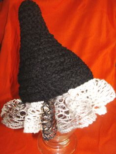 Halloween Baby Hat by DarleneMoon on Etsy, $20.00