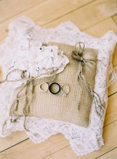 Burlap and Lace Wedding and Party