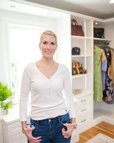 #repost: @californiaclosetsli designer @designbellemichelle This is my client, Tiffanie, in her brand new California Closet. We started working together when her and her husband, Damien, were in the process of framing out the extension on their home. • We got started on Zoom and met in the showroom, pulling ideas from inspo pics and identifying needs. • I eventually visited the home for a final measure and voila! We have Tiffanie's closet. Photography: @freshlycutfilm California Closets, Showroom, Nashville, Husband, Brand New, Photography, Instagram, Ideas, Design