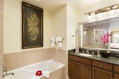 Sandy Ridge Deluxe - Reunion Resort 3 Bed 3 Bath Condo- Bathroom