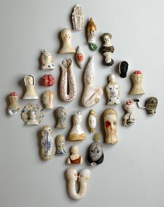 * Bonnie Marie Smith is an artist based in the Hudson Valley of the State of New . - * Bonnie Marie Smith is an artist living in the Hudson Valley of New York State … – Ceramics - Ceramic Figures, Ceramic Artists, Kintsugi, Ceramic Clay, Ceramic Pottery, Ceramic Wall Art, Slab Pottery, Pottery Vase, Ceramic Bowls