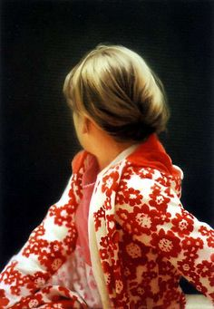Gerhard Richter, Betty, 1988. Oil on canvas.