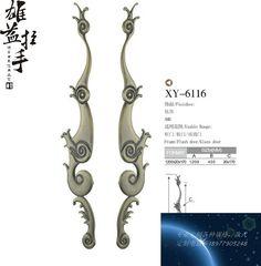 533.60$  Watch now - http://alim37.worldwells.pw/go.php?t=32425412210 - Chinese wooden door handles antique bronze door handle glass door handle European-style hotel grip Handle