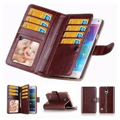 Mobilplånbok Dubbelflip 8+5 till Samsung Galaxy Note 4 hos www.caseonline.se   dubbelflip  samsung  galaxy  galaxynote4  note4  mobilplånbok  mobilskal   skal ... 1e505c8f93b5d