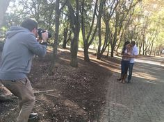 Andywayne creating beauty at today's engagement shoot of Megan & Ricky... #andywayne #photography #chooseandywayne #engagementshoot #southafrica #melbourne #sydney #australia