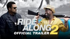 #RideAlong2 starring Ice Cube, Kevin Hart, Ken Jeong & Olivia Munn | Official Trailer | In theaters January 2016