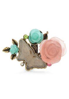 Dollhouse Garden Ring, #ModCloth