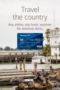 While you're making plans, make sure to use the Travel Rewards credit card. Any airline, any hotel, anytime—no blackout dates. There are about 61,000 people flying over the U.S. at any moment. Why not be one of them? Learn more.