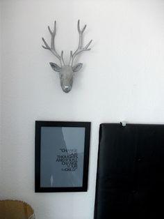 Deer, art, quote Deer Art, Oh Deer, Quote, Frame, Home Decor, Quotation, Picture Frame, Decoration Home, Room Decor