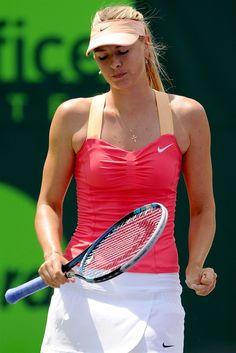 Maria Sharapova, Rússia