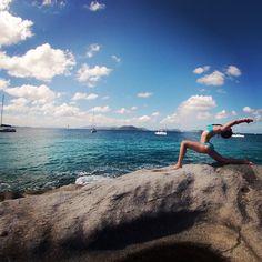Live, Travel, Adventure, Bless, and don't be sorry. #jackkerouac #anjaneyasana #cresentlunge #virgingorda #thebaths #travel #adventure #bvi #yogaroundtheworld #yogaeverydamnday #sailing #rockclimbing #bouldering #yogaontherocks #wanderlust