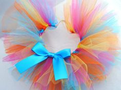 COLORS Dog Tutu by WoofBowtique on Etsy, $9.50