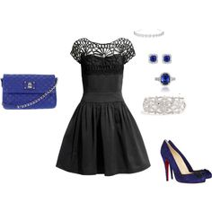 Gorgeous dress for an evening out!